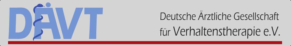 Deutsche Ärztliche Gesellschaft für Verhaltenstherapie DÄVT
